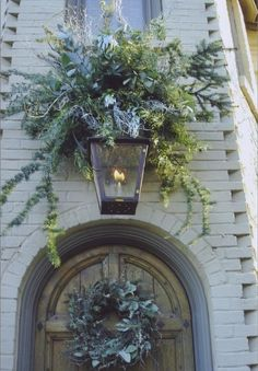 34 Classic and Vintage Outdoor Christmas Decoration Ideas - About-Ruth