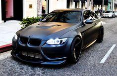 BMW M3 // Matte Paint