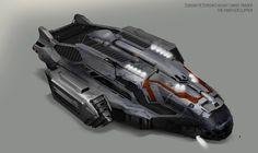Space ship Concept by max4ever | Futuristic design and Scifi art | Spaceship design, Spaceship