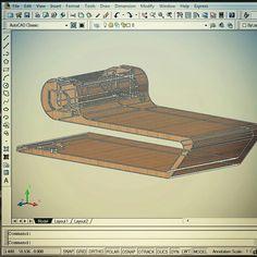 Wood art project