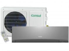 Ar Condicionado Split Consul 12.000 BTUs Frio - Facilite CBE12AF Controle Remoto e Sistema Imuni