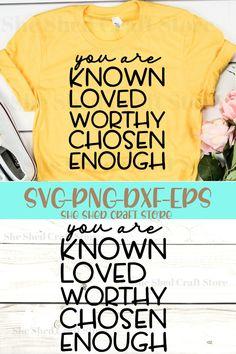 Vinyl Shirts, Camp Shirts, Cricut Tutorials, Cricut Ideas, Quotes For Shirts, Create T Shirt, Religious Quotes, Svg Files For Cricut, Svg Cuts