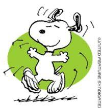Snoopy, fotos de Snoopy