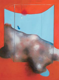 Francis Bacon Sand Dune, 1983