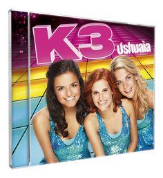 Dansen op K3 - CD Ushuaia (mama en papa)
