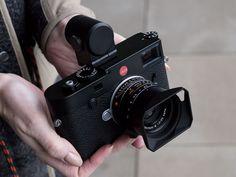 Leica M10 with Visoflex