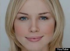 """Florence Colgate, Florence Colgate has been dubbed """"Britain's Most Beautiful Face,"""" and there's science backing the claim up."""