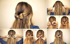 Hairstyle Bow