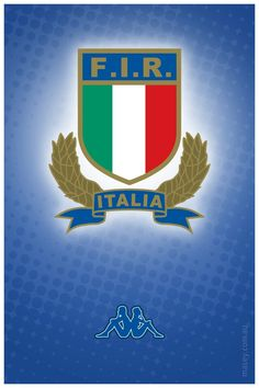 Italia Rugby, International Rugby, Rugby Sport, Pillow Design, Badges, Countries, San Francisco, Bucket, Play