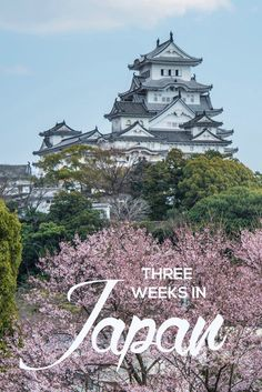 The Best Way to Spend Three Weeks in Japan – Japan Sample Itinerary