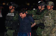 Bajo la condición de que no le sea aplicada la pena de muerte, el gobierno de México concedió la extradición a Estados Unidos de Joaquín El Chapo Guzmán, recl...