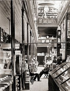 This is the ground floor of Cole's Book Arcade in Melbourne as it was in The top flat can be seen in the previous set of pictures. Half of a stereoview by George Rose. The business continued to operate after Cole's death in finally closing in Australia Day, Victoria Australia, Melbourne Australia, Australia Travel, Art And Illustration, Kitsch, Visit Melbourne, Melbourne Victoria, Historical Images