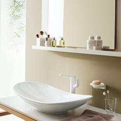 L'AURA - Designer Wash basin taps from Villeroy & Boch ✓ all information ✓ high-resolution images ✓ CADs ✓ catalogues ✓ contact information. Basin Taps, Laundry In Bathroom, Timeless Elegance, Innovation Design, Faucet, Modern Design, Sink, New Homes, Interior Design