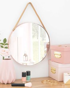 Rose Gold Bedroom Decor to Re-inspire Your Personal Space