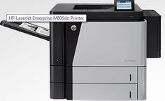 2015 HP LaserJet Enterprise M806dn Printer