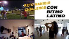 Reto Maniqui Challenge Ritmo Latino con Phantom 4