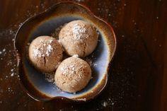 Tahini and Cinnamon Cookies