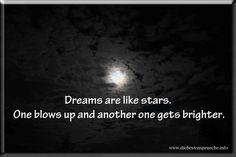 Träume gehen nicht immer in Erfüllung, doch der nächste kommt gewiss und mit ihm auch die Hoffnung, dass dieser sich erfüllen wird. Instagram Bio, Tumblr, Inspiration, Bruce Lee Quotes, English Language, Cool Quotes, Funny Sayings, Biblical Inspiration, Tumbler