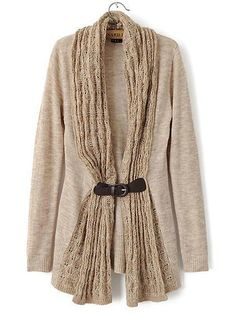 Amazing V-Neck Full Sleeve Bowknot Women Casual Cardigan Sweater on buytrends.com