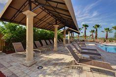 Poolside Cabanas at the Captiva Club  http://www.avhomesinc.com/communities/vitalia-tradition/