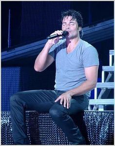 Chayanne - Puerto Rican like me...
