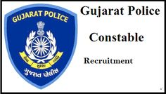 Gujarat Police Recruitment 2016, 17532 Constable Vacancy Online Application form Apply