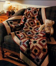 I like quilts. I like things that are easy to make. BAM.