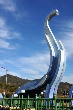 Destination: Goseong Dinosaur Museum (Goseong, Gyeongsangnam-do) » Chris in South Korea #WeirdAsia #WeirdandWonderfulKorea