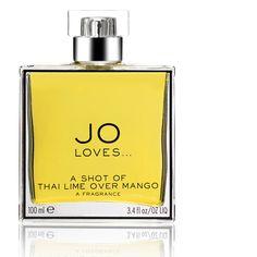 Jo Loves A Shot of Thai Lime Over Mango Fragrance