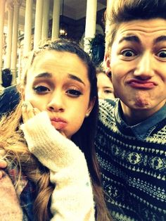 Ari and the fan