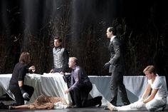 Burgtheater - Hamlet - 28. September 2013