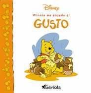 El gusto. A Pooh le gusta comer miel dulce. Conejo prefiere las zanahorias frescas y crujientes. Pero ¡a ninguno le gusta el sabor de las regaderas o los pijamas! Este libro invita a los más pequeños a explorar el complejo mundo de los sabores, de forma agradable y divertida, en compañía de Winnie the Pooh y sus amigos.