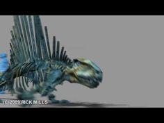 Dinosaur animation & stuff - YouTube