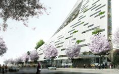 BIG New York Debut : West 57th | BIG : Bjarke Ingels Group