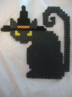 Witchy Kitty by PerlerHime - Kandi Photos on Kandi Patterns