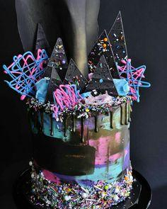 14th Birthday Cakes, Candy Birthday Cakes, Beautiful Birthday Cakes, Beautiful Cakes, Amazing Cakes, Birthday Boys, Crazy Cakes, Fancy Cakes, Pretty Cakes