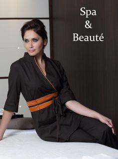 About bespoke uniform design spa beauty salon for Spa uniform dubai