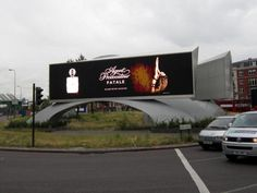 Steamy campaign for @TheMissAP on @Outdoor_plus #DOOH in #LDN #Vauxhall