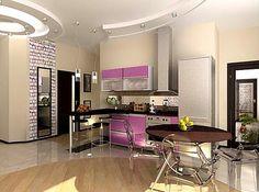 INTERIOR DESIGNING AND DECORATION: Kitchen Interior