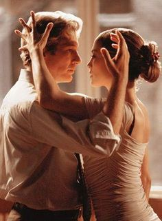 "Gere & J Lo in ""Shall We Dance"""