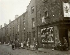 Harding Street, Liverpool 7 (1934)