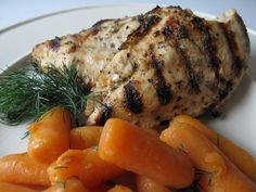 Organic Grilled Italian Chicken Recipe - Whole Lifestyle Nutrition | Organic Recipes | Holistic Recipes