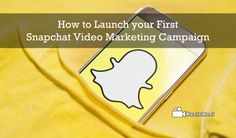 Should Snapchat be integrated into your video marketing strategy? The popularity of Snapchat is not likely to stop in the near feature. This is the perfect place to reach the young audience. Snapchat is a fastest growing social media network. There are more than two hundred million active users. The app offers the greatest opportunity … Video Advertising, Marketing And Advertising, Snapchat Video, Industry Research, Seo News, New Market, You Videos, News Blog, Perfect Place