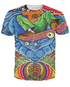 Skateboard Spirituality T-Shirt