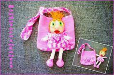 El edén de las mamalidades. Bandolera infantil. Crochet + bebé soft