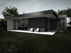 Line envelope cube - Architecture from the Sergey Makhno – mahno.com.ua