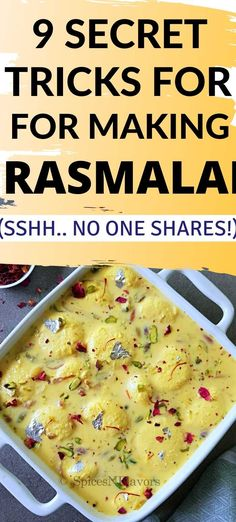 Learn how to make easy rasmalai recipe at home in a step by step video format with tips to make it soft and spongy that no one shares. An indian dessert perfect for diwali or any other indian festival or make a fusion rasmalai cake for holidays, christmas or thanksgiving. Diwali Recipes, Diwali Snacks, Diwali Food, How To Make Paneer, Gulab Jamun, Indian Desserts, Indian Festivals, Cheeseburger Chowder, Food Hacks