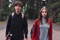 Netflix reveals NSFW trailer for The End of the F***ing World