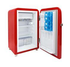 Mini Icebox Interior • Designed by Cia Vintage • Coca Cola