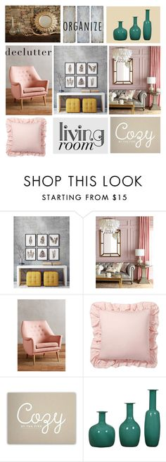 Living Room By Mstrendy01 Liked On Polyvore Featuring Interior